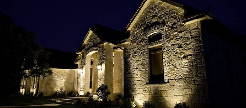 What Are The Major Types Of Outdoor Security Lighting Systems?
