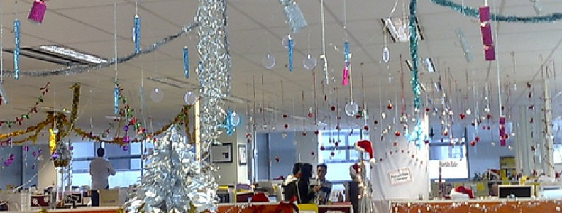 Decorate Your Business Premises This Christmas And Spread The Holiday Cheer!