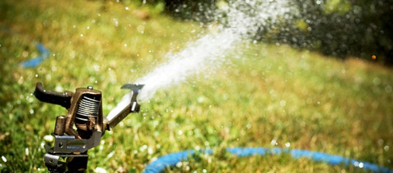 How To Winterize Your Sprinkler System